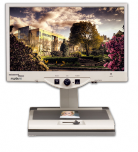 Desktop Video Magnifier