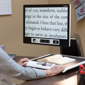 Acuity with Speech Desktop Video Magnifier