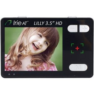 Lilly 3.5 inch video magnifier